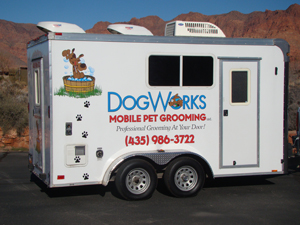 Mobile Pet Grooming Scottsdale Phoenix St George